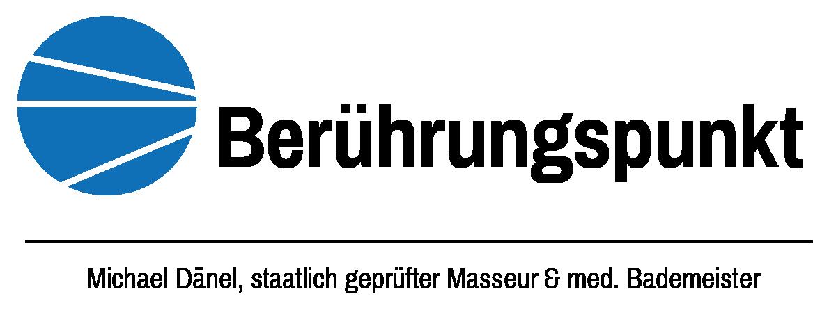 Logo Massagepraxis Berührungspunkt